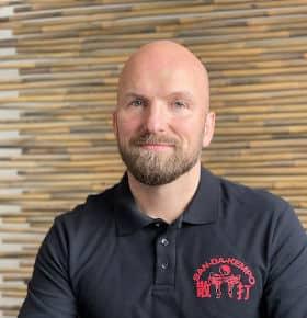 Trainer Robert Pausch